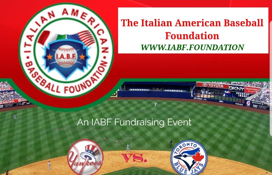 I.A.B.F. FUNDRAISING EVENT