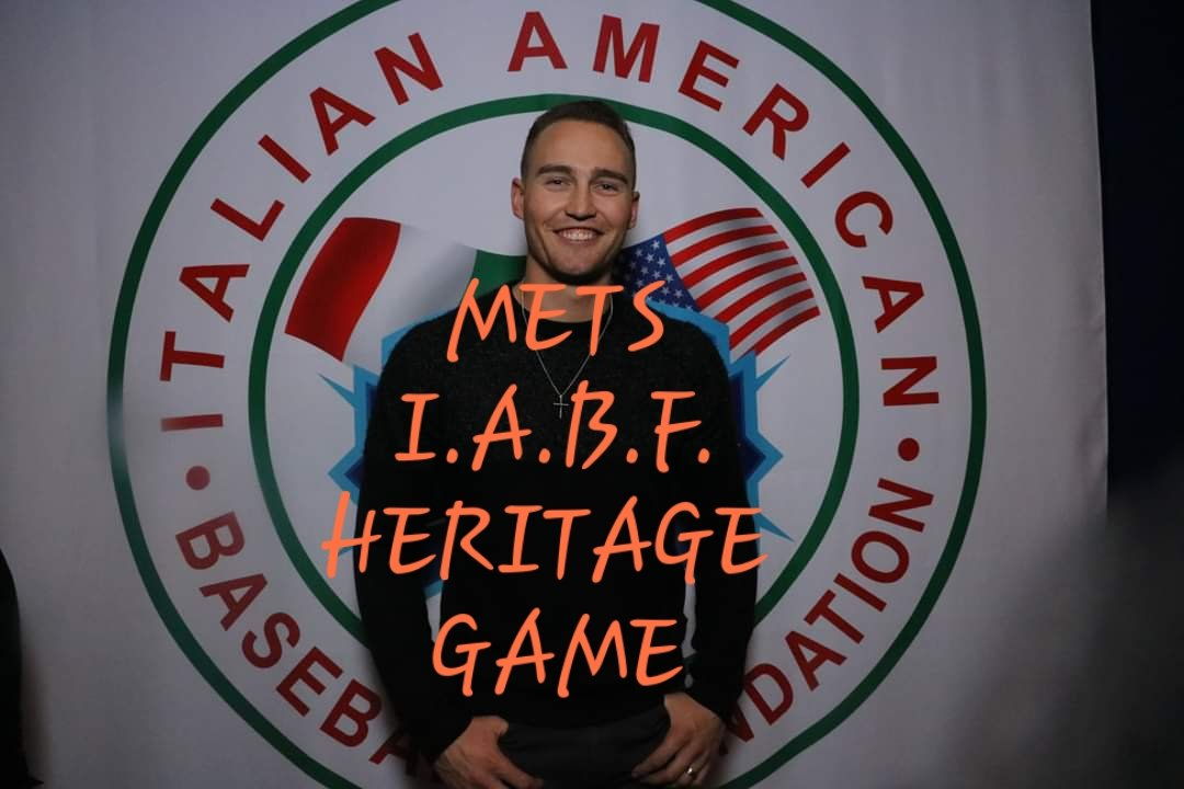 IABF – Mets Italian HeritageGame